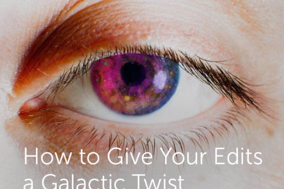 Give Your Image a Galactic Twist