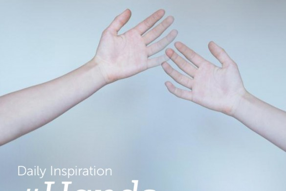 Friday Inspiration: #Hands