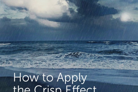 Enhance Your Images With the Crisp Effect