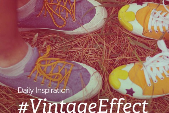 Sunday Inspiration: #VintageEffect