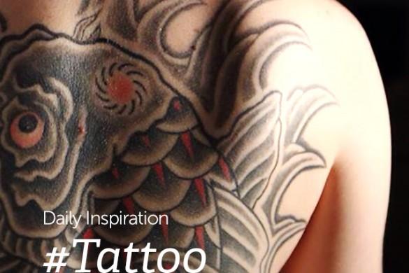 Tuesday Inspiration: #Tattoo