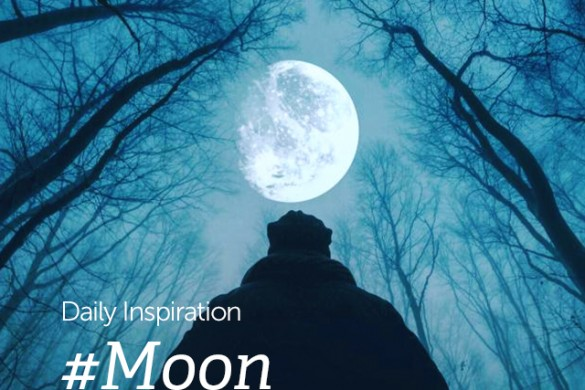 Sunday Inspiration: #Moon