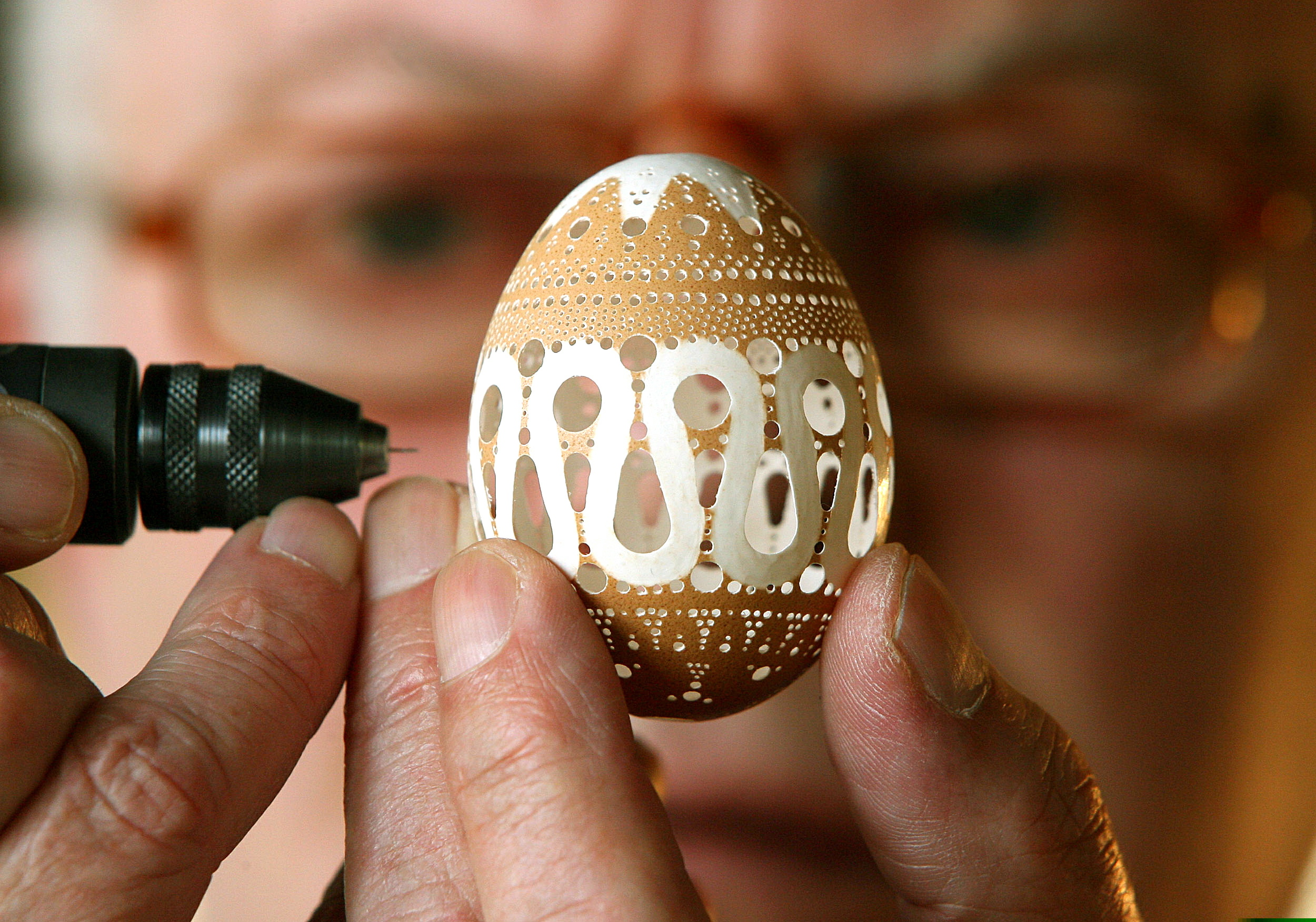 creative egg decorations ideas by Grom