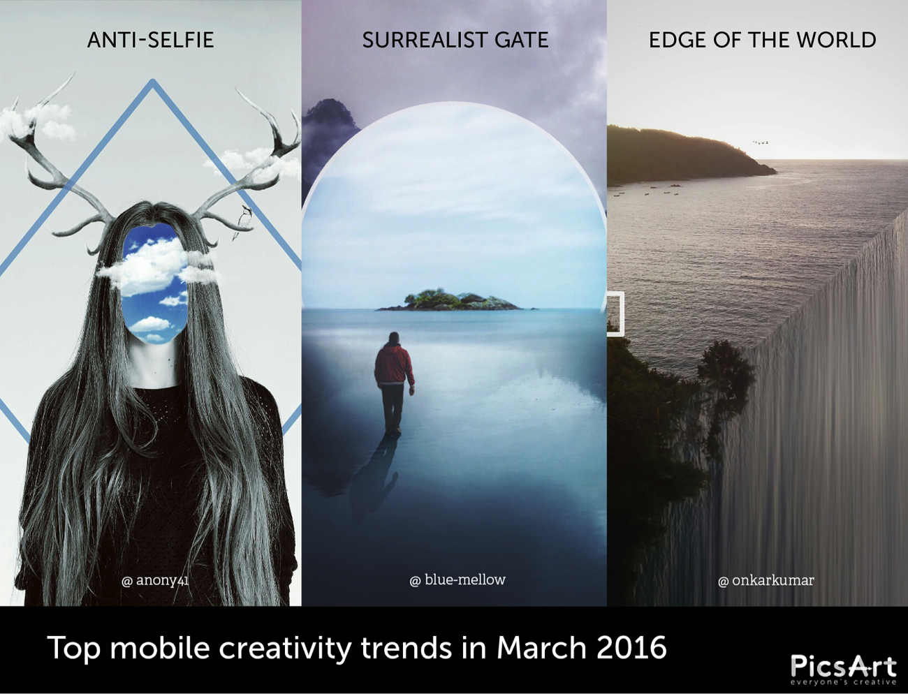 Top Photo Editing Trends in March 2016 - PicsArt Blog