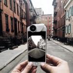 photo walk with olloclip + picsart