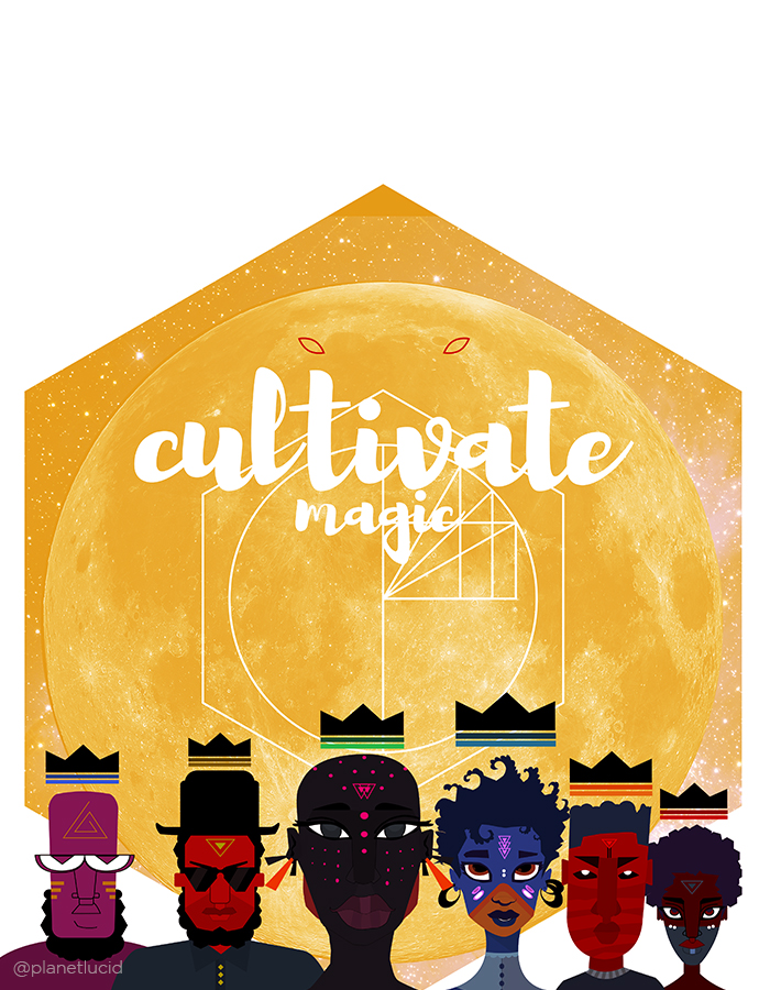 Cultivate Magic By Planet Lucid