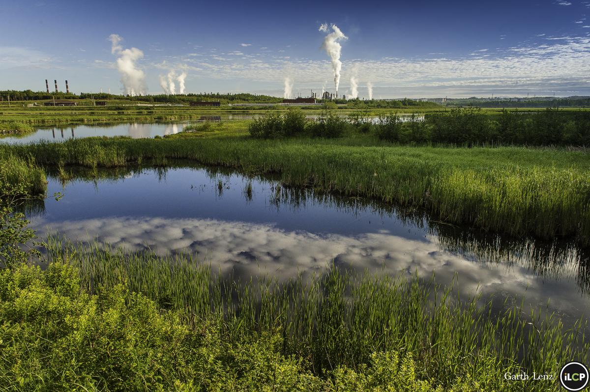 Irving Oil refinery St. John, New Brunswick, Canada - Conservation Photography - PicsArt Blog