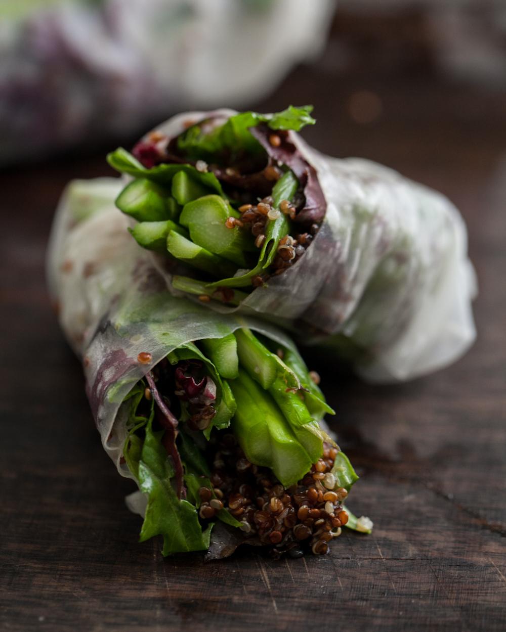 close up food photography