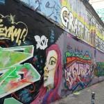 Paris Street Art and Graffiti