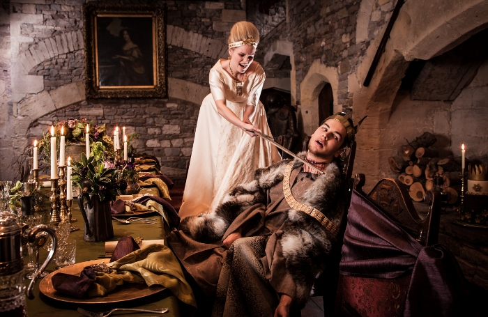 Game of Thrones wedding photos by Kelly Weech