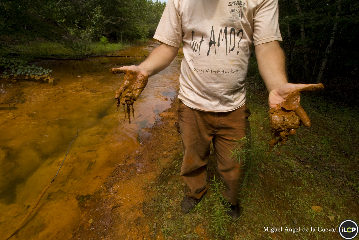 Polluted water draining into the Chesapeake Bay - Conservation Photography - PicsArt Blog