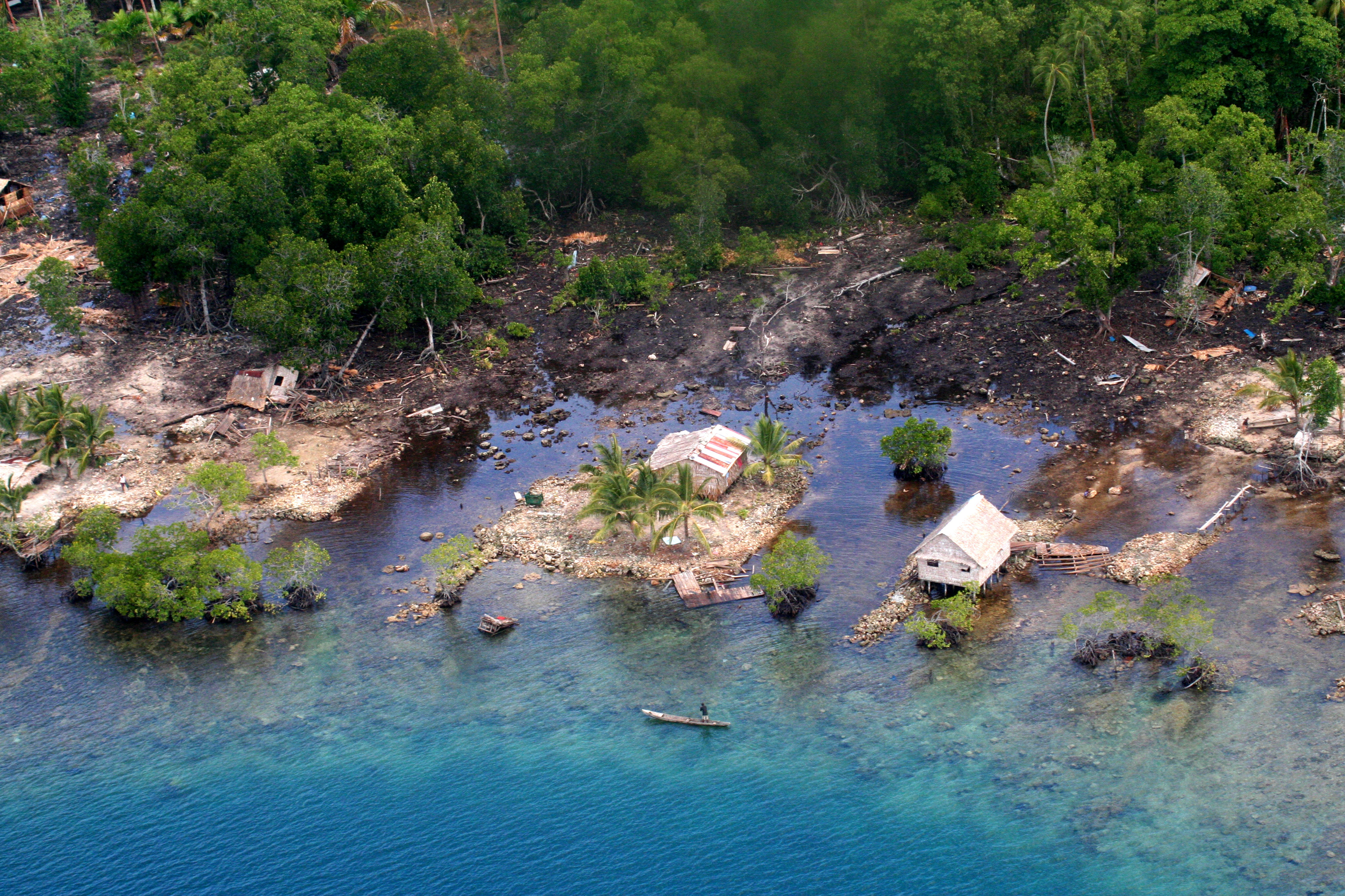 Solomon Islands climate change effects - Earth Day - PicsArt Blog