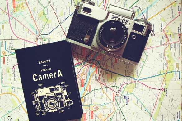 prepare for travel photography