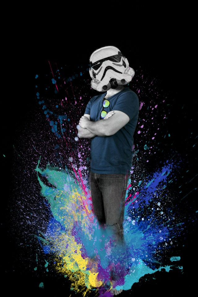 Stormtrooper Photo Edit - PicsArt Photo Editor