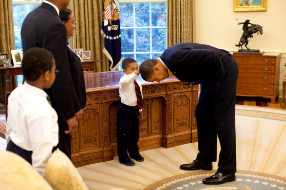 By Pete Souza/The White House