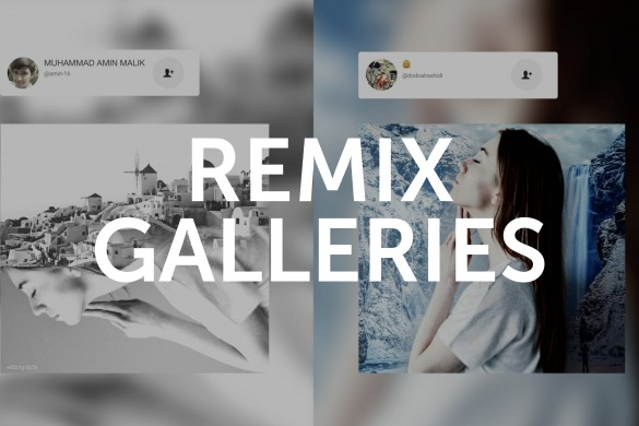 Remix Galleries