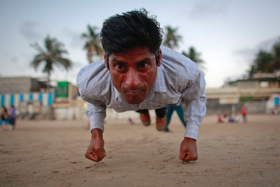 Gymnastics in Mumbai | Photo by Danish Siddiqui | Photojournalism Tips