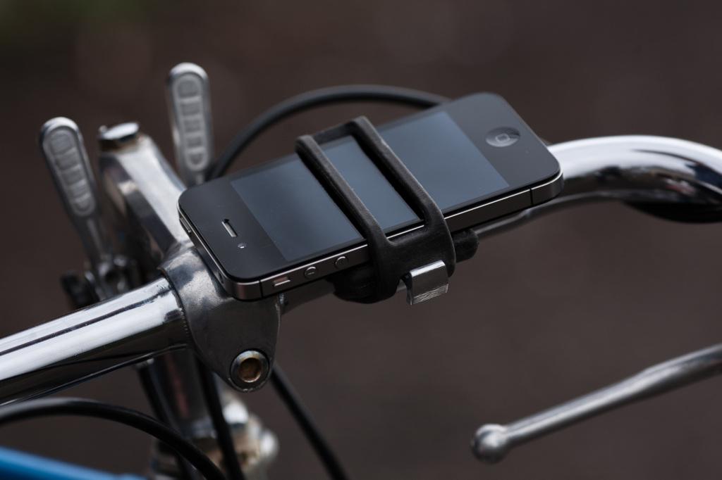 Handleband Bike Phone Mount - 10 Tips for Bike Photography