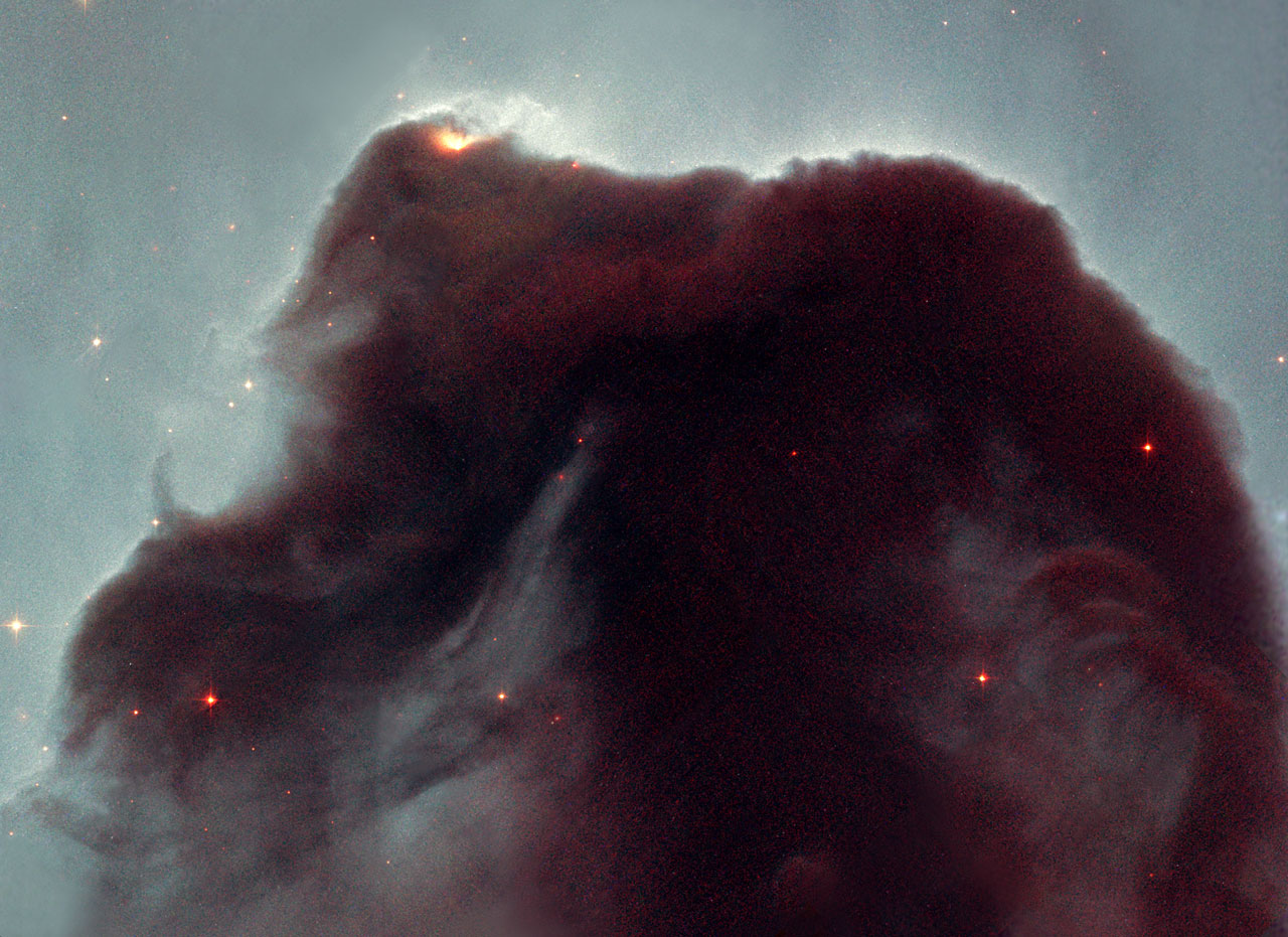 The Horsehead Nebula - NASA Space Pictures
