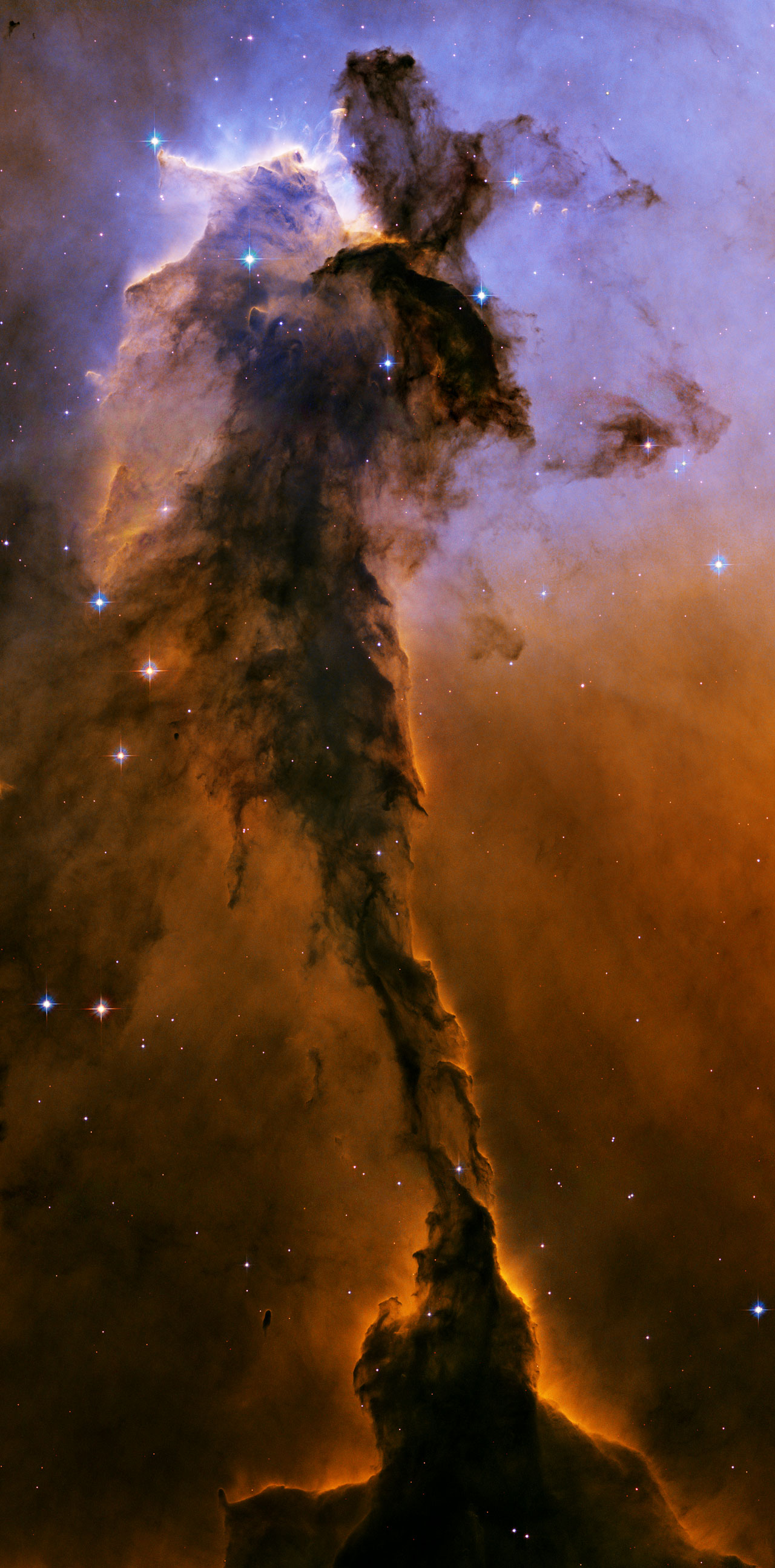 The Eagle Nebula - NASA Space Photos