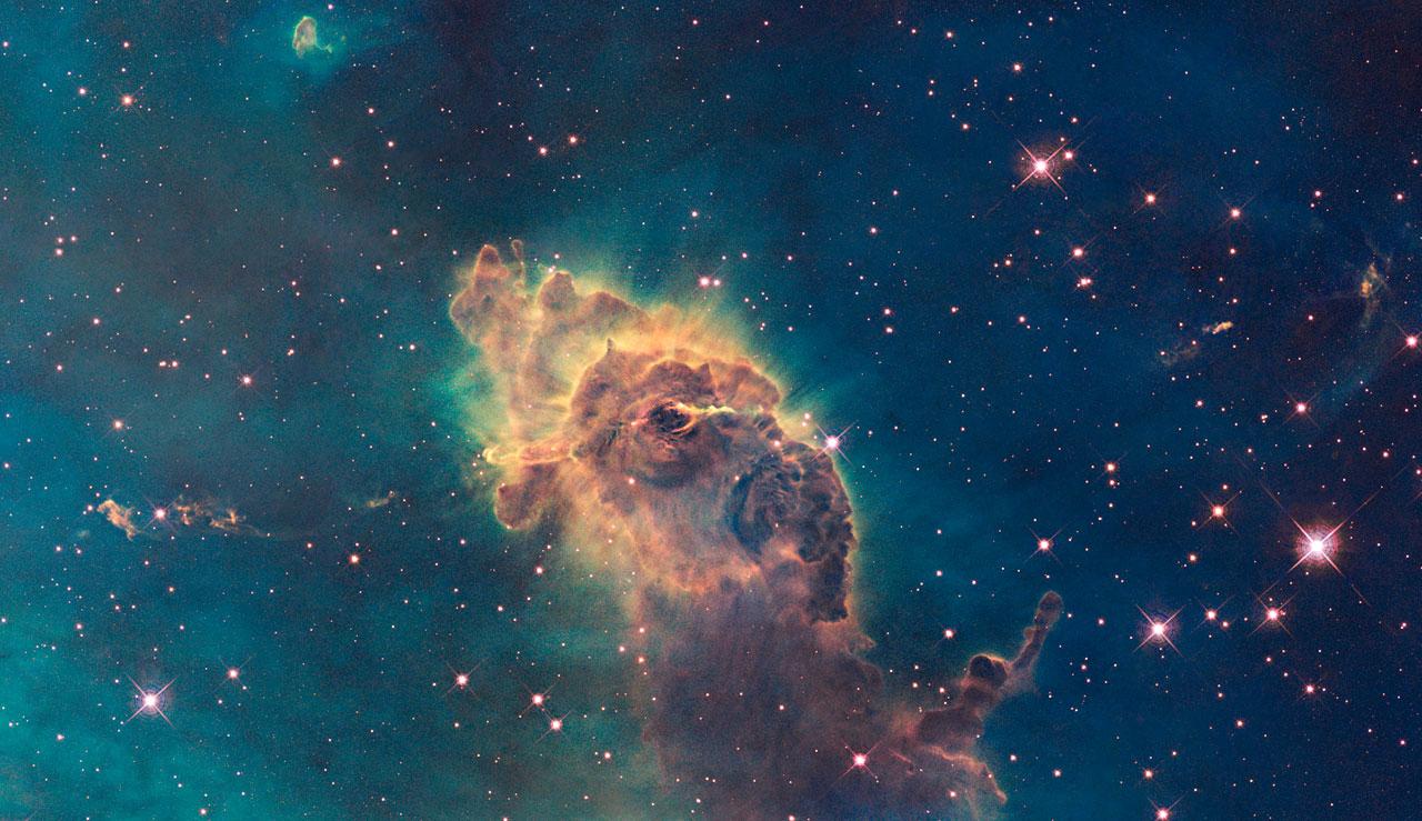 Carina Nebula - NASA Images