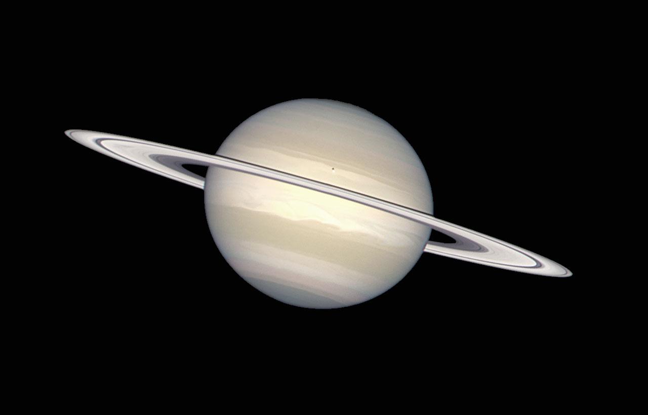 Saturn - NASA Space Images