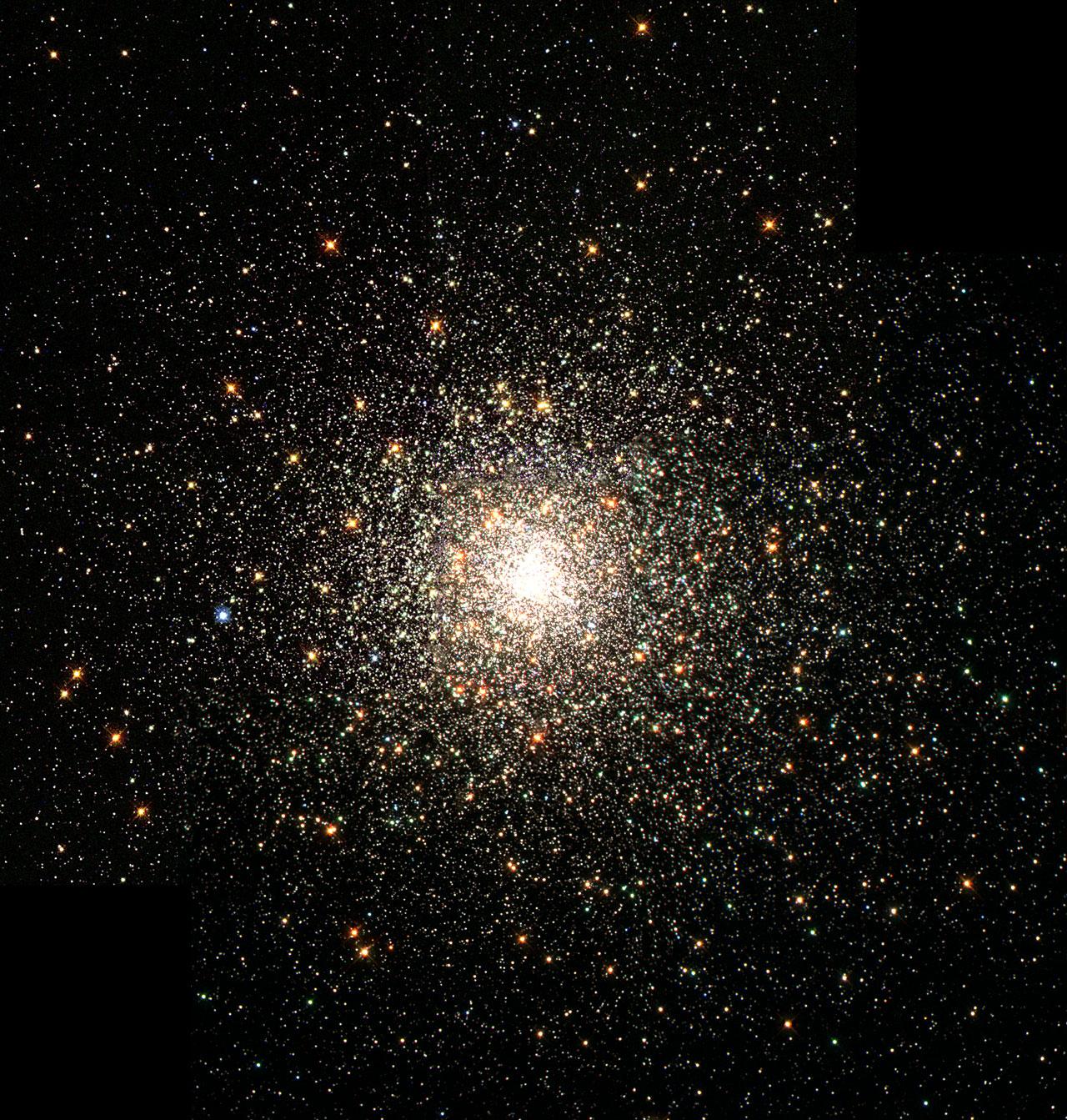 Stellar Swarm - NASA Images