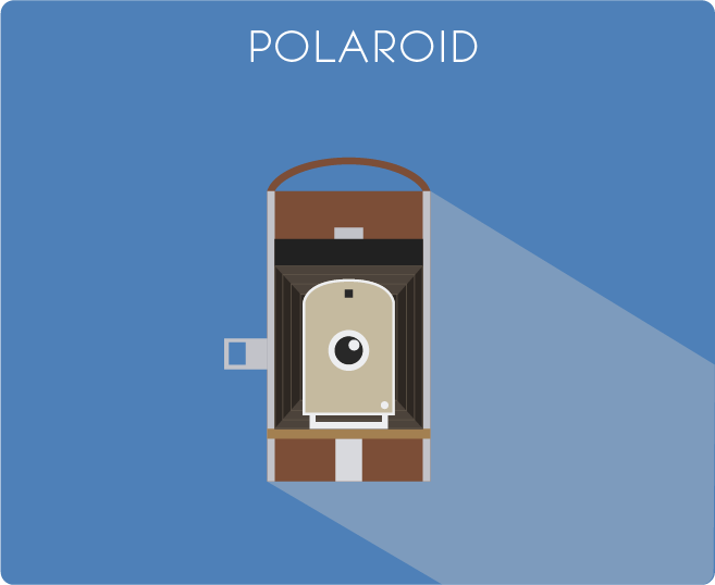 Polaroid - History of the Camera - PicsArt Blog