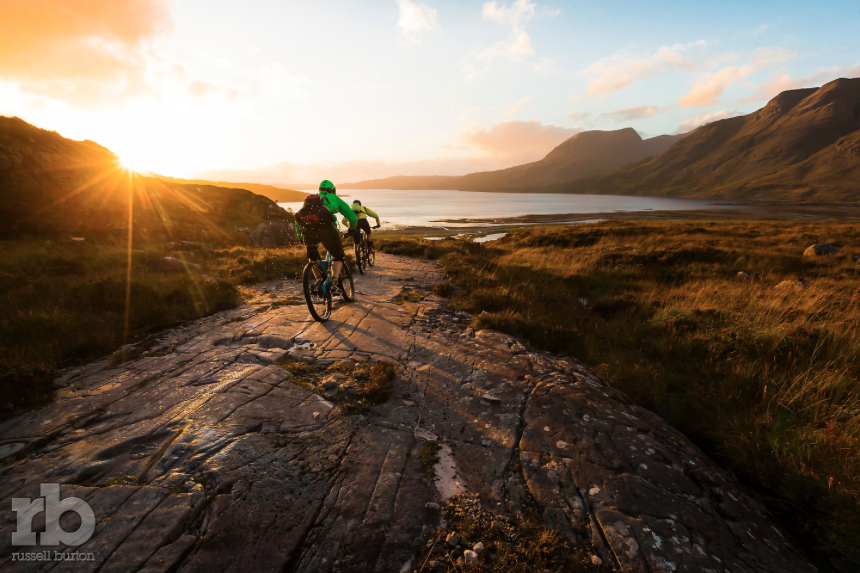 Mountain Biking by Russell Burton 10 Tips for Bike Photography