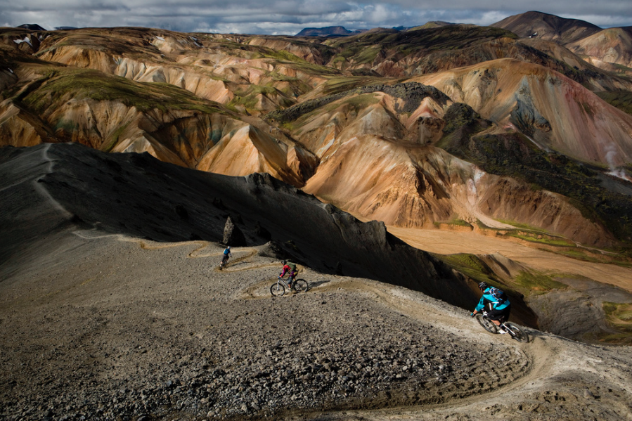 Mountain Biking by Sterling Lorence - 10 Tips for Bike Photography