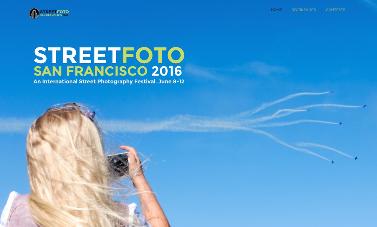 StreetFoto San Francisco - Must-See Photo Exhibitions Spring/Summer 2016