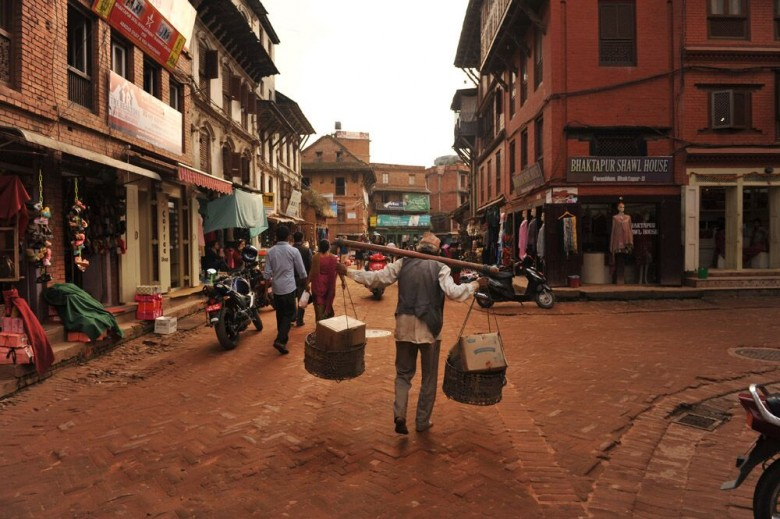 Nepal Streets by - Capture Culture in Photos by Spencer Brown