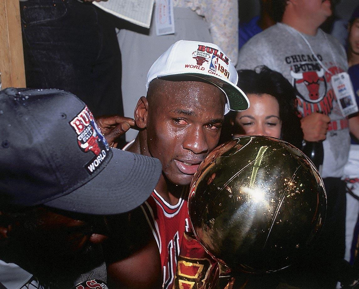 Jordan's First Championship 1991 - 15 Legendary Shots in NBA Finals History