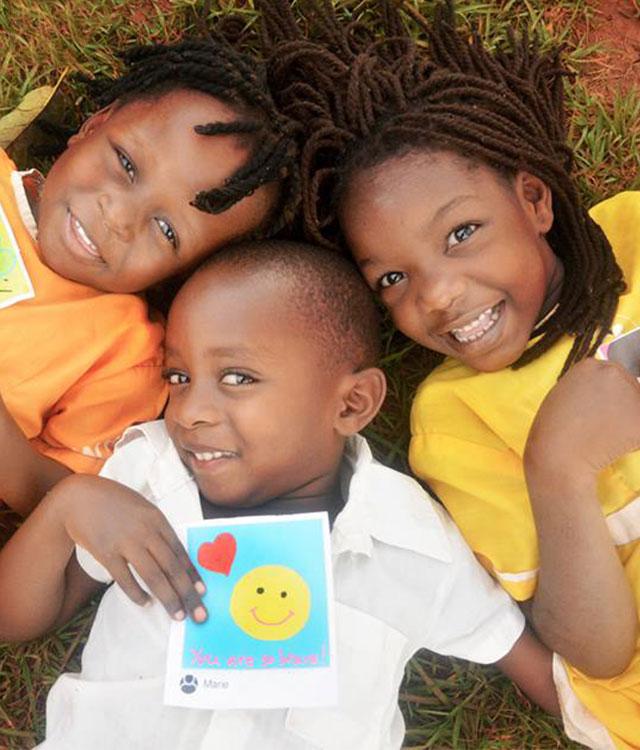 Whisper Charity, Uganda - Courtesy of Elbi