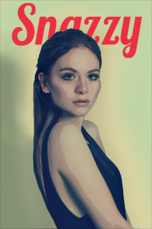 How to Make a Pinup Poster with PicsArt