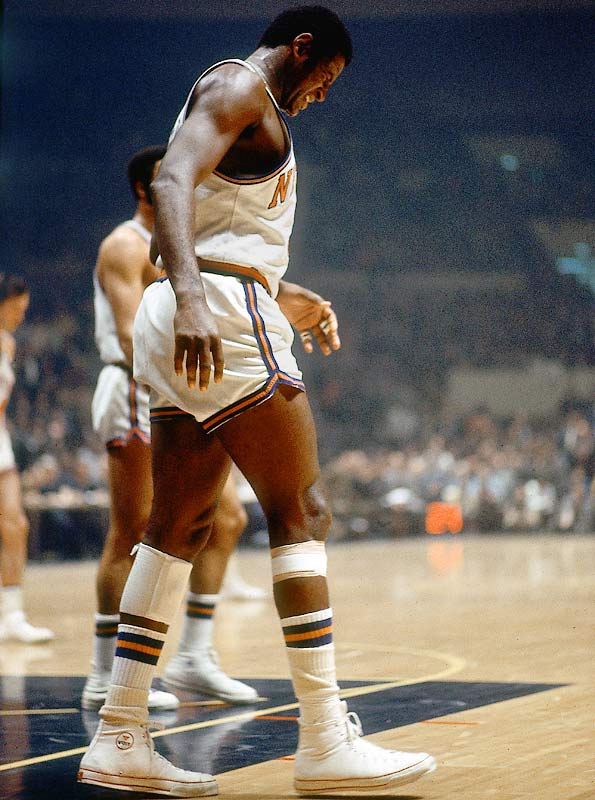 Willis Reed 1970 - 15 Legendary Shots in NBA Finals History