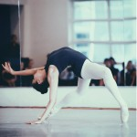 Photo of ballet dancer