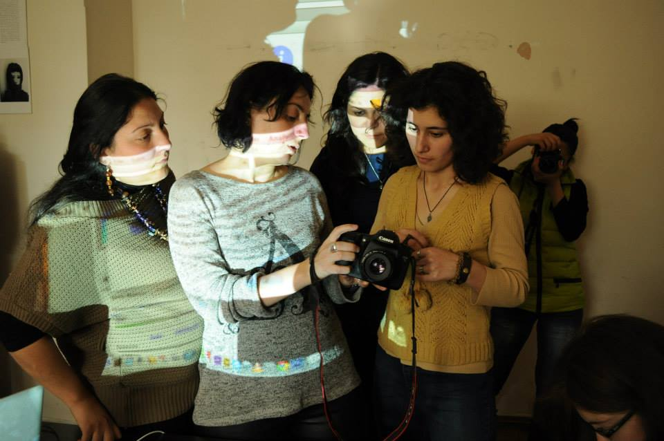 Empowering women in Armenia through photography / 4Plus