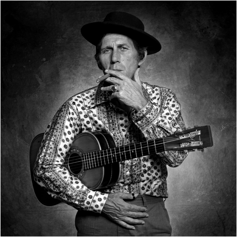 Chet Atkins, Historic Photos of the Opry by Jim McGuire - PicsArt Blog