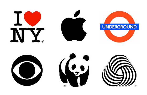 Best Corporate Logos: I Love NY, Apple, London Underground, CBS, WWF, Woolmark