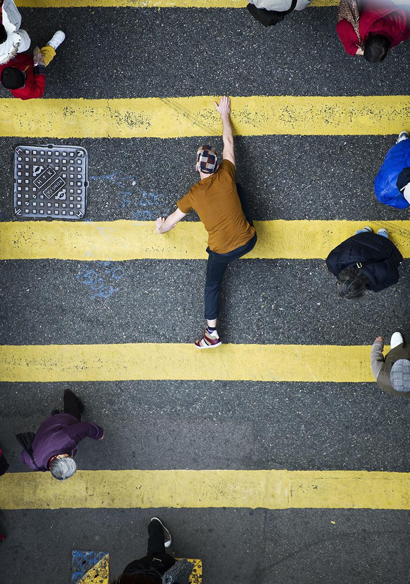 Hong Kong 2D Platformer - Christian Aslund