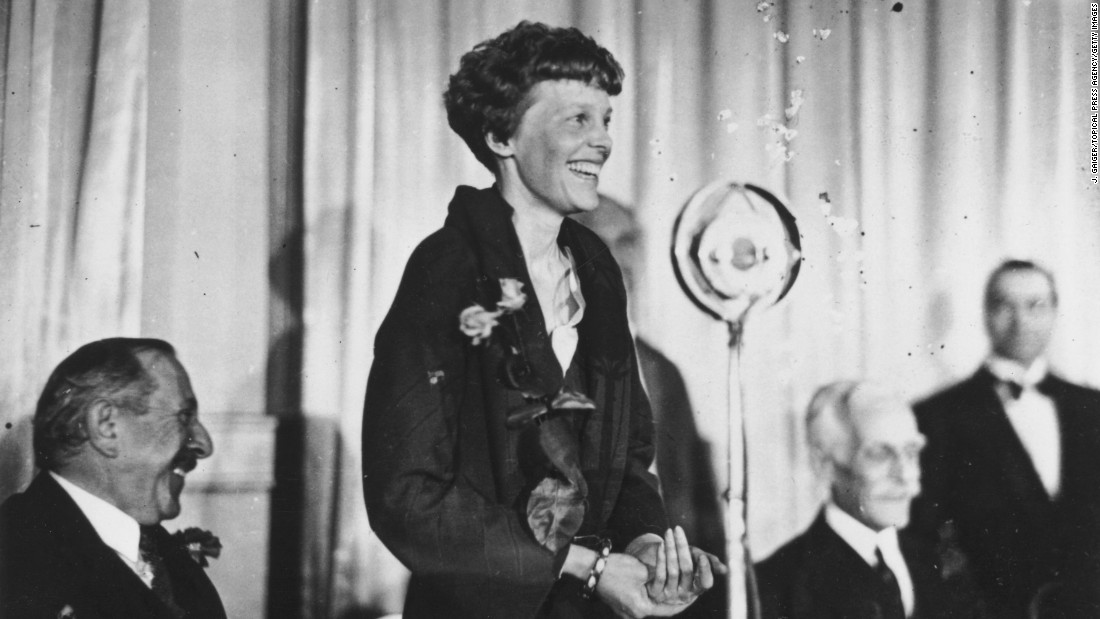 Amelia Earhart Speech