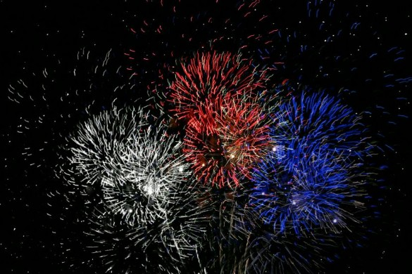 fireworks photos on picsart photo editor
