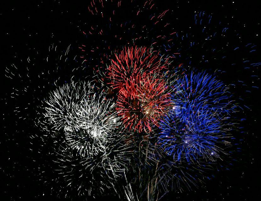fireworks photos on picsart photo editor