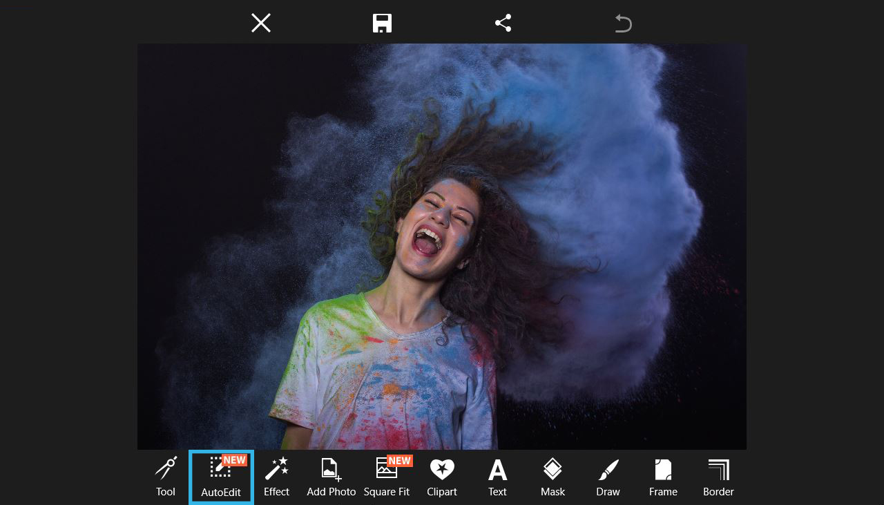 PicsArt Photo Editor for Windows 10