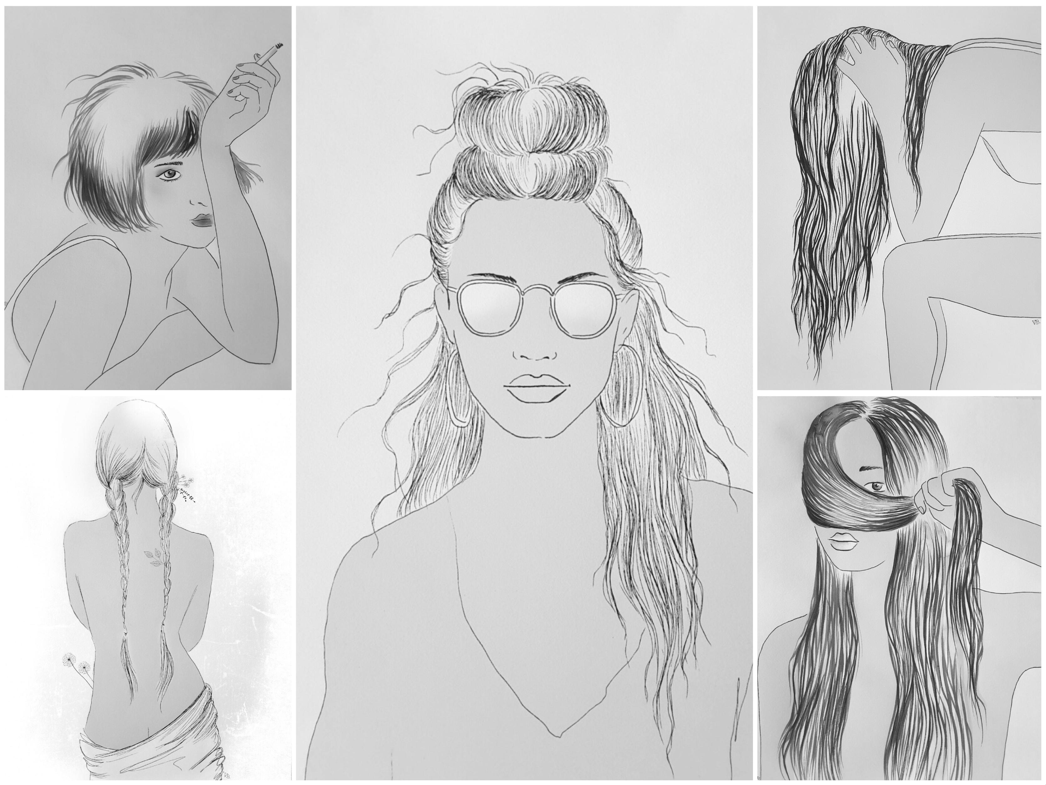 Draw Artist Virginie @virginiebetremieux on PicsArt
