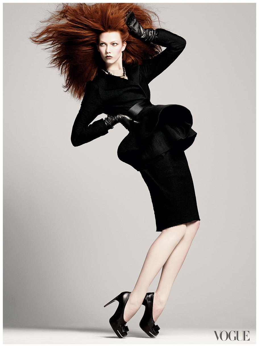 Photo by David Sims, Courtesy of Vogue