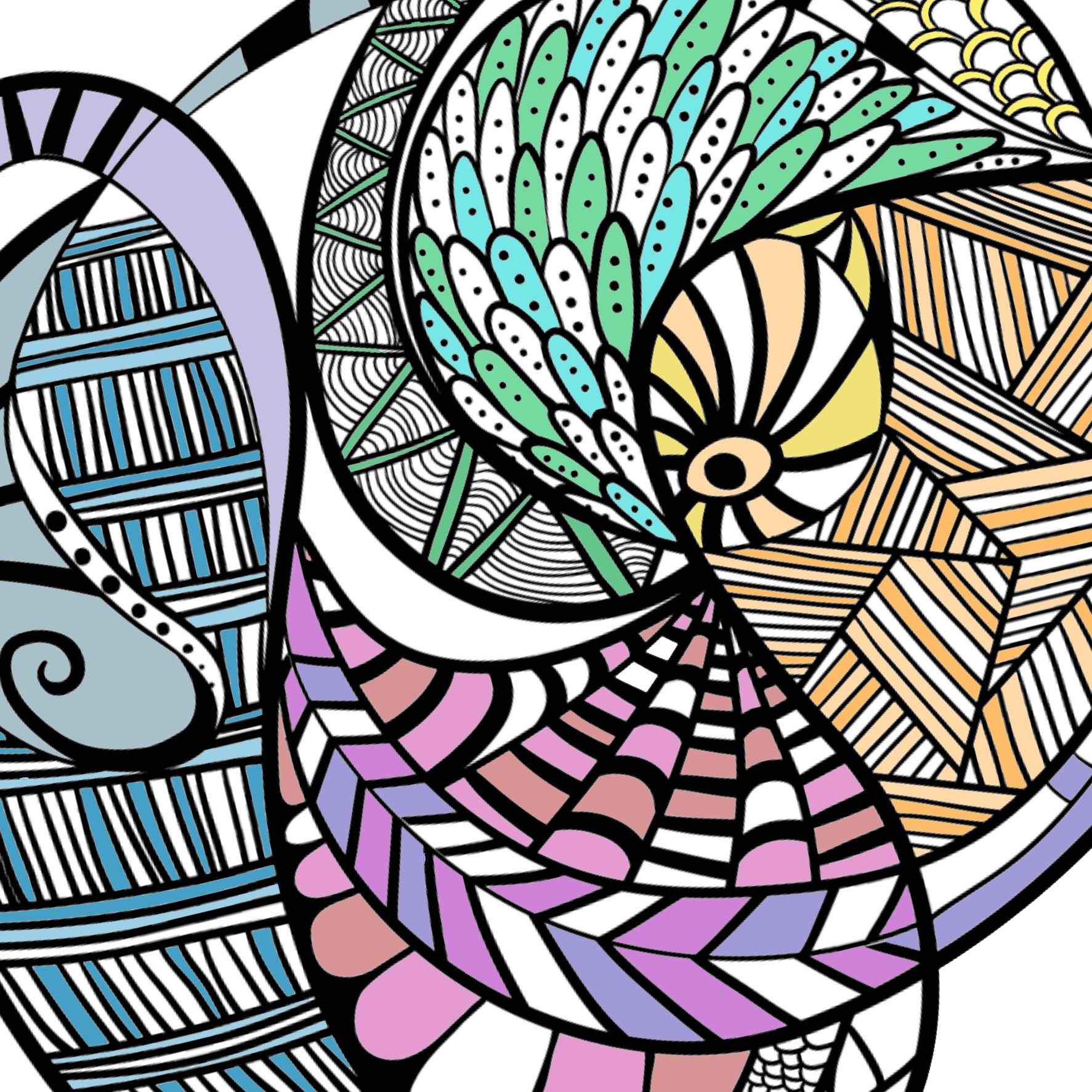 how to create your own diy coloring book