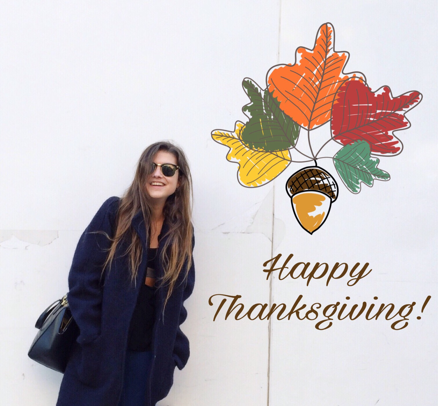 Free Thanksgiving Clipart from PicsArt