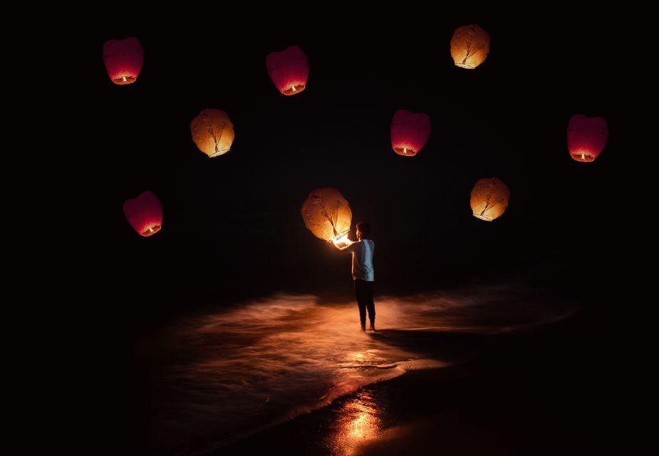 lantern festival photo edit with clipart